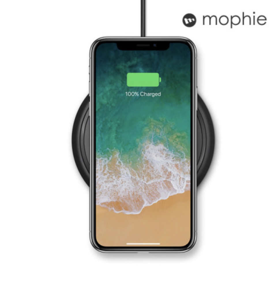 [mophie] 7.5W 아이폰 고속 무선 충전기 패드