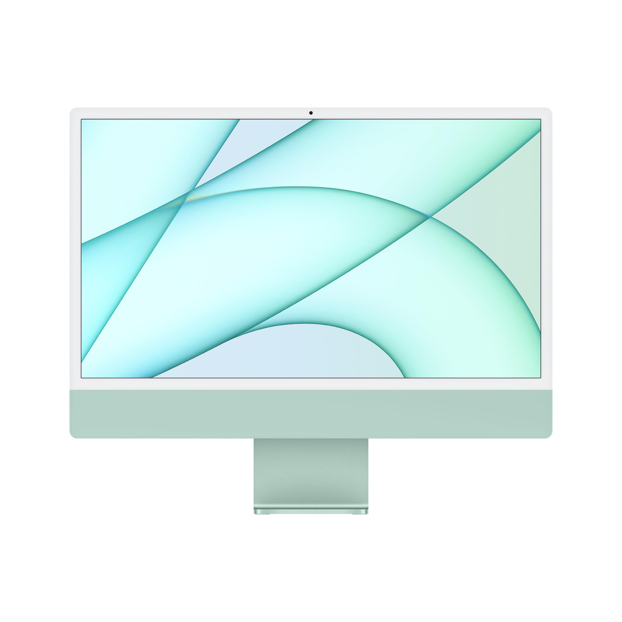 iMac 24 8C CPU/7C GPU/8GB/256GB 그린 MJV83KH/A